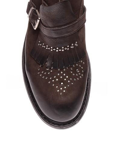 Greyder Yürüyüş Ayakkabısı Kahve